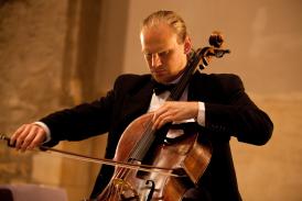 Cellist Frantisek Brikcius