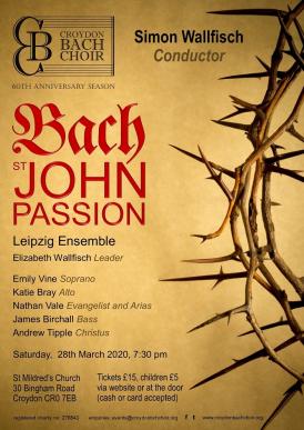 CBC St John Passion