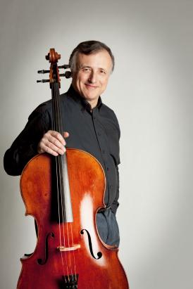 Raphael Wallfisch - cello