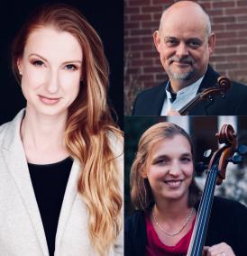 Caroline Tyler, Andrew Thurgood, Sarah Dubost