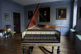 Handel's Music Room