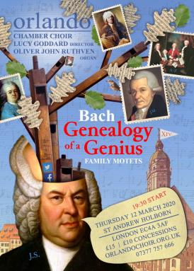 Genealogy of a Genius - Orlando Chamber Choir