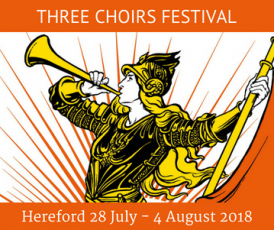Three Choirs Festival - Hereford