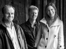 The Leonore Piano Trio ©Eric Richmond.