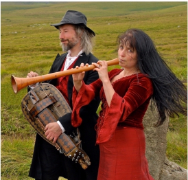 Steve Tyler & Katy Marchant