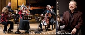 The Primrose Piano Quartet & Michael Collins