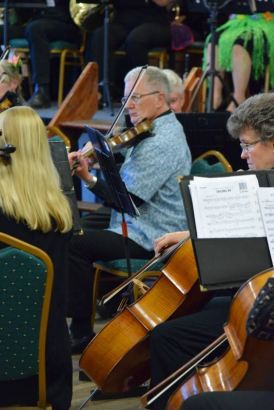 Join Monmouth Concert Orchestra for an evening of film music