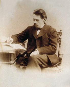 Anton Arensky (1861-1906)