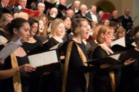 Sheffield Philharmonic Chorus, credit Scott Hukins