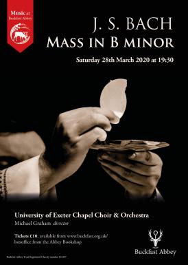 The University of Exeter Chapel Choir