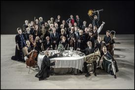© Matthieu Fappani / Opéra Comique