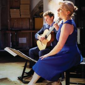 Claire Bradshaw & Craig Ogden