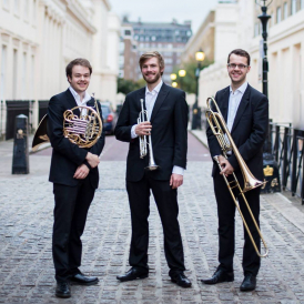 Buck Brass Trio