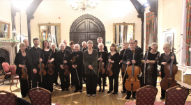 Vale Royal Strings at Vale Royal Abbey