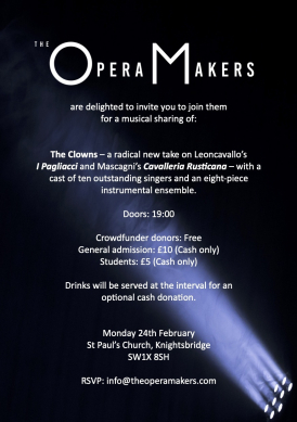The Opera Makers