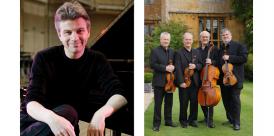 Mark Bebbington, Coull Quartet