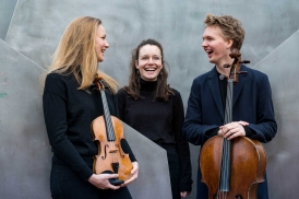 Avin Trio © Niklas Grüter