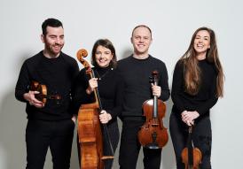 Solem Quartet (c) Emilie Bailey