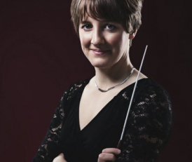 Joy Lisney, conductor