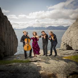 Engegård Quartet (c) Espen Mortensen