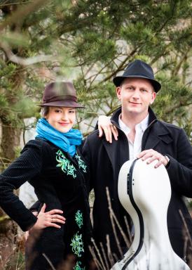 DUO Arnicans - Arta Arnicane & Florian Arnicans