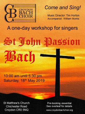 http://www.croydonbachchoir.org/events/come-and-sing-bachs-st-john-passion