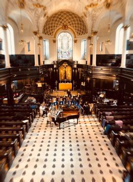 RAF Music at St Clement Danes Church