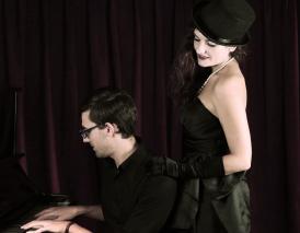Stefano Marzanni & Elena Lorenzi (photo credit: Yuri Barbiero)