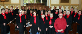Swale Singers with Hugh Bowman