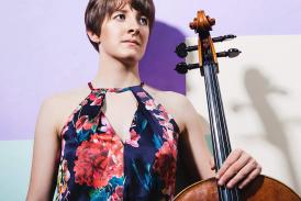 Joy Lisney (photo: Krisztian Sipos)