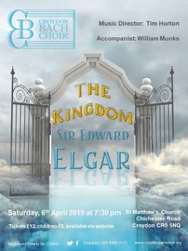 Elgar The Kingdom 6 Apr 2019