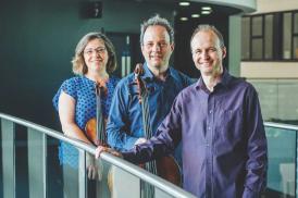 Gould Piano Trio (c) Jake Morley