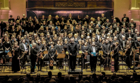 Barts Choir & Ivor Setterfield, Cadogan Hall, December 2017