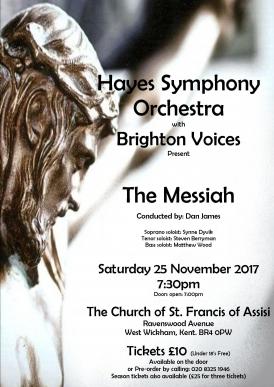 Hayes Symphony Orchestra