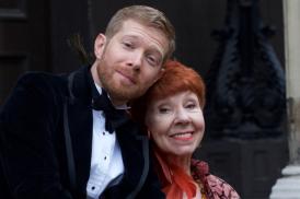 Carole Boyd and Zeb Soanes