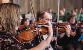 Trinity Orchestra (c) James Burwell