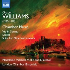 London Chamber Ensemble - Grace Williams Album