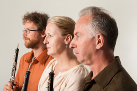 Lonarc Oboe Trio