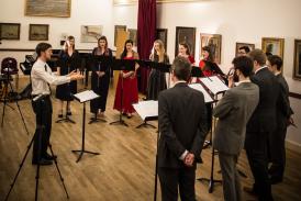 Welsh Chamber Choir / Côr Siambr Cymreig