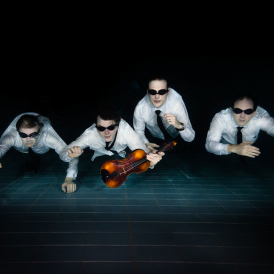 Image of Modulus Quartet