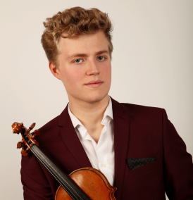 Soloist - Charlie Lovell-Jones