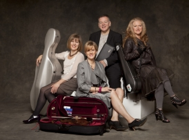 The Britten Oboe Quartet (c. Eric Richmond)