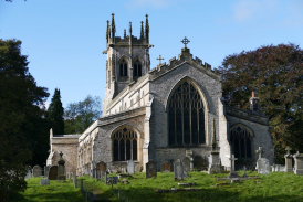 St Andrew's Church, Aysgarth