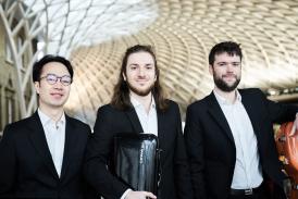 Linos Piano Trio (c) Kaupo Kikkas