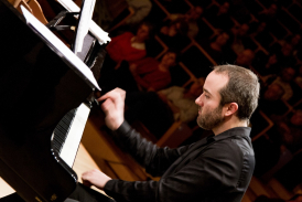 Leandro Avalle in concert