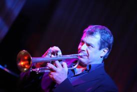 Photo of Steve Waterman (trumpet soloist)