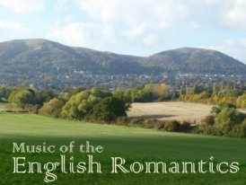 Cappella Nova: English Romantics