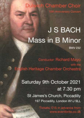 Dulwich Chamber Choir