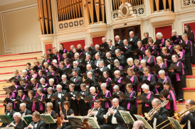 choir in concert