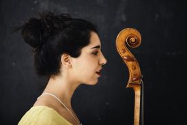 Ariana Kashefi - Cello Soloist